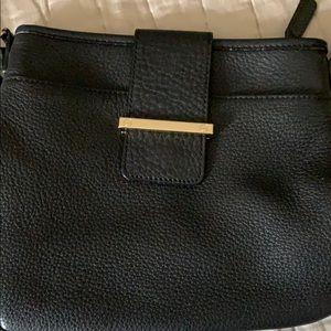 Talbots leather hand bag